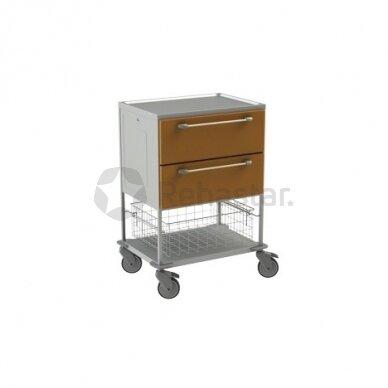 Procedūrinis vežimėlis NEREZ2873*
