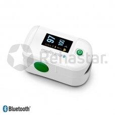 Pulsoksimetras Medisana PM 100 Connect (su Bluetooth)