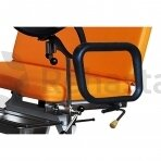 Ranktūriai ginekologinėms kėdėms