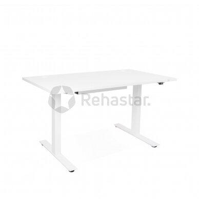 Reguliuojamo aukščio stalas ALBUS su ergonomine kėde SALLI MULTIADJUSTER 2