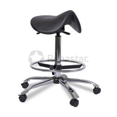 Reguliuojamo aukščio stalas CANUS su ergonomine kėde JDT2 5