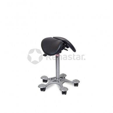 Reguliuojamo aukščio stalas ALBUS su ergonomine kėde SALLI MULTIADJUSTER 6