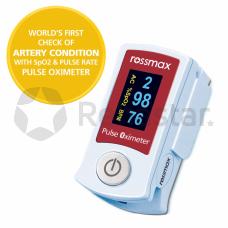 Pulsometras Rossmax SB210 su ACT jungtimi ir Bluetooth