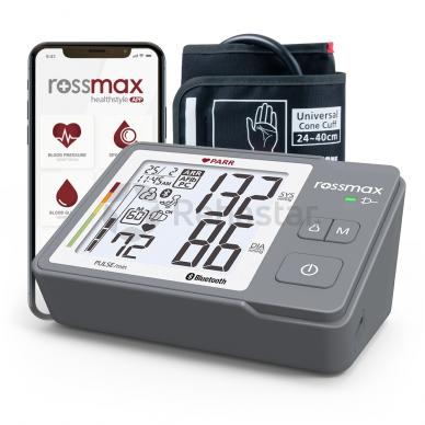 Rossmax kraujospūdžio matuoklis Z5 PARR 3