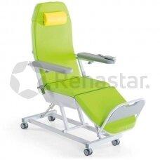 SALSA A4 kraujo paėmimo kėdė