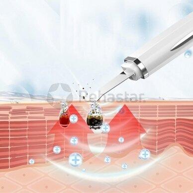 Ultragarsinis veido šveitiklis su šviesos terapija ANLAN 5