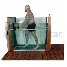 Vandens ėjimo bėgimo takelis Aquamotion