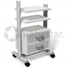 Vežimėlis medicininei įrangai STA2