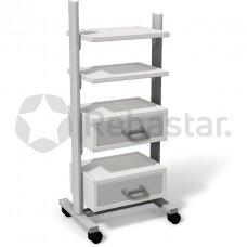 Vežimėlis medicininei įrangai STA6