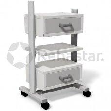 Vežimėlis medicininei įrangai STA4